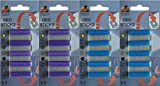Deosticks - Fragrance Sticks (Set of 20) - 2 Varieties: Lavender / Ocean - For Vacuum Cleaners / Fragrance Cartridges / Room Fresheners