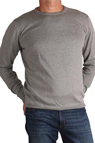 Wrangler w85674q37da uomo maglione grey mel Grigio mix  XL
