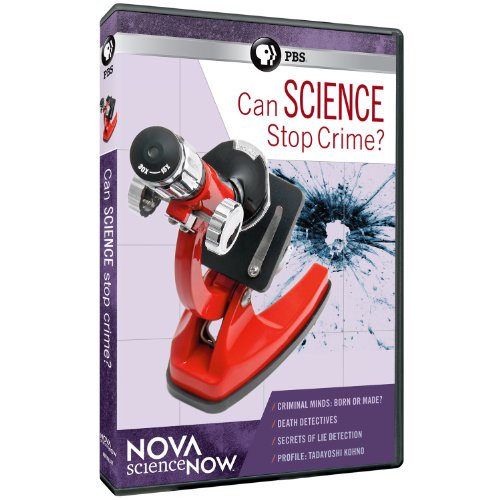 Nova Sciencenow: Can Science Stop Crime (Can Science Stop Crime compare prices)