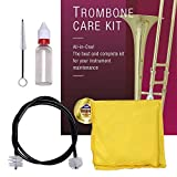 Libretto Trombone Care Kit, Best to Clean and Extend the Life of your Instrument!