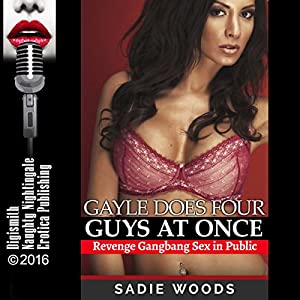 Gayle Does Four Guys at Once Audiobook