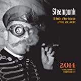 img - for Steampunk 2014: 16 Months of Neo-Victorian Fashion, Gear, and Art book / textbook / text book