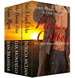 Hot for the Cowboy (Western Romance Boxed Set): Three Complete Novels in One Volume