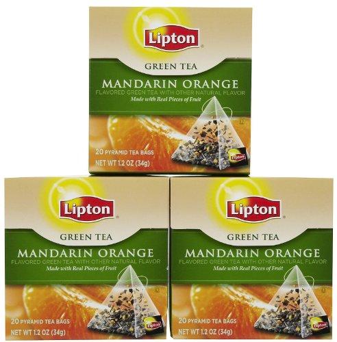 Lipton Green Tea Flavors