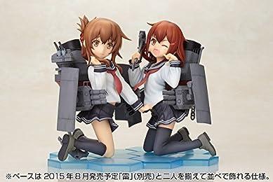 艦隊これくしょん -艦これ- 電 -アニメver.- 1/8スケール PVC製 塗装済み完成品フィギュア