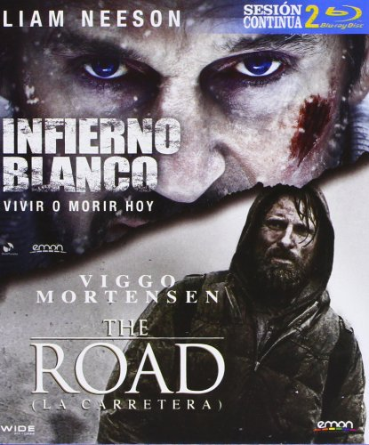 Pack: Infierno Blanco + The Road [Blu-ray]