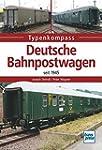 Deutsche Bahnpostwagen seit 1945 (Typ...
