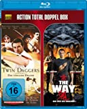 Image de Action Total Doppelbox: Twin Daggers/the Way [Blu-ray] [Import allemand]