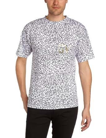 Gaspard Yurkievich - T-Shirt - Homme - Blanc (White) - S