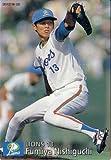 カルビー2012 プロ野球チップス 40周年記念復刻カード No.M-28 西口文也(1997年)