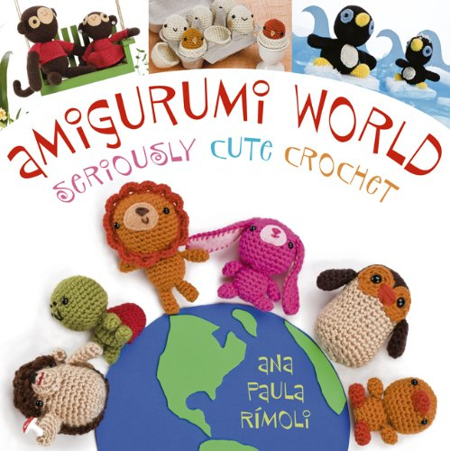 Amigurumi World: Seriously Cute Crochet front-420375