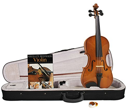 windsor-full-4-4-size-violin-package-with-absolute-beginners-guide-book