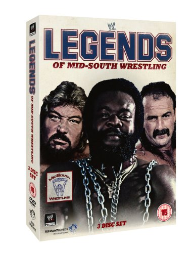 WWE: Legends of Mid-South Wrestling [DVD]