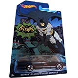 Hot Wheels 2015 Batman Classic TV Series Batmobile 1 of 6 by Hot Wheels