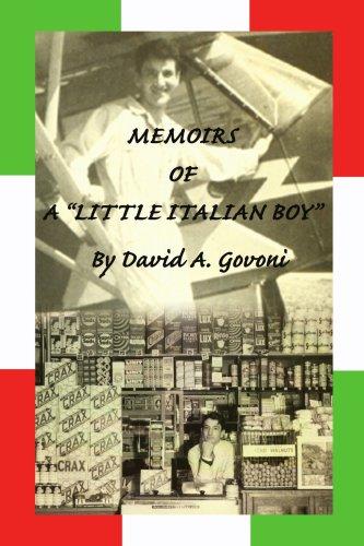 Mémoires d'un petit garçon italien