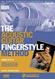 img - for The Acoustic Guitar Fingerstyle Method: Learn to Play Using the Techniques and Songs of American Roots Music Two-DVD Set book / textbook / text book