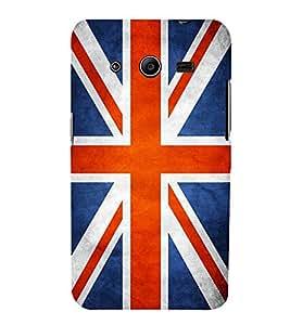 EPICCASE british flag Mobile Back Case Cover For Samsung Galaxy Core 2 (Designer Case)