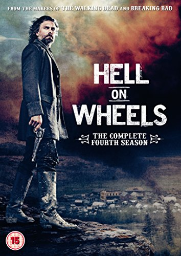 Hell on Wheels Season 4 [DVD]