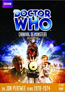 Doctor Who: Ep. 66 - Carnival of Monsters: Special Edition