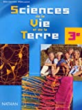 Sciences de la Vie et de la Terre 3e : Programme 1999 modifi en 2000