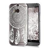 kwmobile Crystal Case Hülle für HTC One M8 / Dual mit