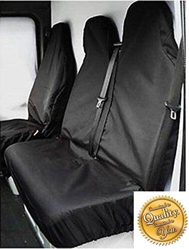 iveco-daily-28-td-dropside-heavy-duty-heavy-duty-waterproof-van-seat-covers-protectors-grey