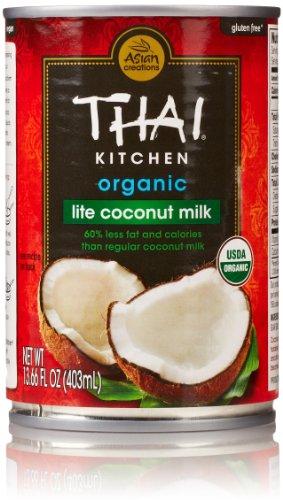 Thai Kitchen Lite Coconut Milk Oz Food Beverages Tobacco Beverages Non Dairy