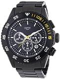 Esprit Men's Quartz Watch Varic Chrono Night ES103621006 with Metal Strap