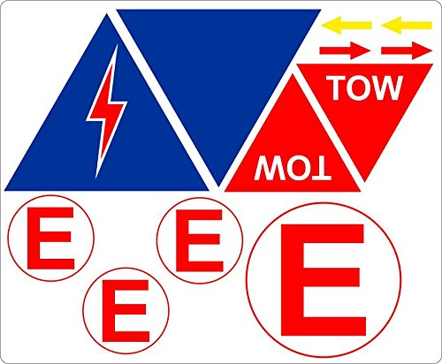 Set-de-12-Autocollant-sticker-voiture-course-automobile-rallye