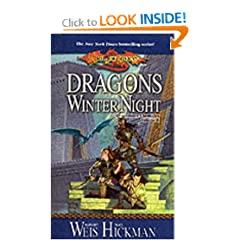 Dragons of Winter Night (Dragonlance Chronicles, Volume II) by Margaret Weis and Tracy Hickman
