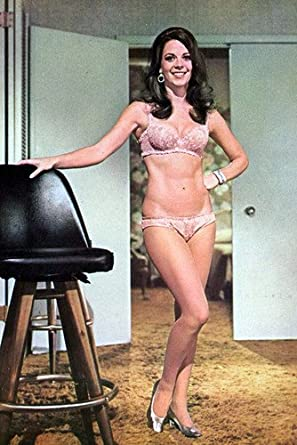 Natalie Wood In Bob & Carol & Ted & Alice Bikini Sexy