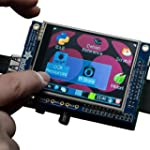 """PiTFT 2.8"""" Touchscreen for the Raspbe..."""