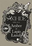 """AKIHIDE LIVE 2013""""Amber×Lapis Lazuli"""" [DVD]"""