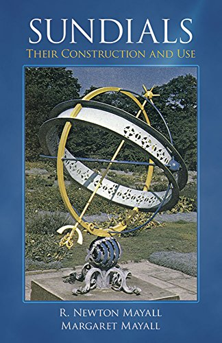 Sundials: Their Construction and Use (Dover Albums)