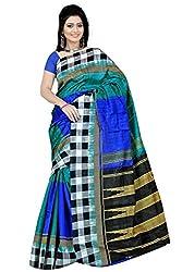 Pawan Tex Bhagalpuri sree for women's (Bhagalpurimix14_multi color)