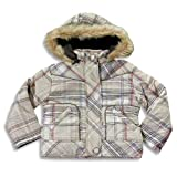 Dollhouse - Little Girls' Plaid Winter Jacket