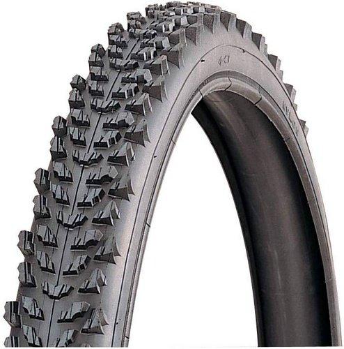 """Duro 2 x Fahrrad Fahrradmantel Reifen Fahrrad Mantel MTB 14 14"""" Zoll x 1.75"""