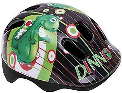 KIDS CHILDRENS BOYS GIRLS CYCLE SAFETY HELMET BIKE BICYCLE SKATING 49-56cm DINNO from spoke