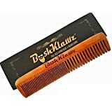 2Klawz Hair Comb for Men - Hair and Beard Comb with Wide & Fine Teeth Full Size 7