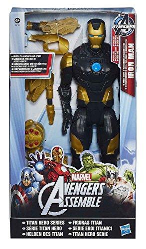 Hasbro A6756E27 - Avengers Figurine Deluxe da 30 cm, Personaggi Assortiti