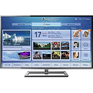 Toshiba 65L7300 65-inch 1080p 240Hz Smart LED HDTV with Built-in WiFi
