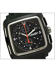 Dolce and Gabbana Square Mens Watch DW0362