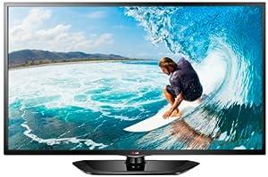 LG 47LN5406 119 cm (47 Zoll) LED-Backlight-Fernseher + (Full HD, 100Hz MCI, DVB-T/C/S, HDMI, USB 2.0) schwarz