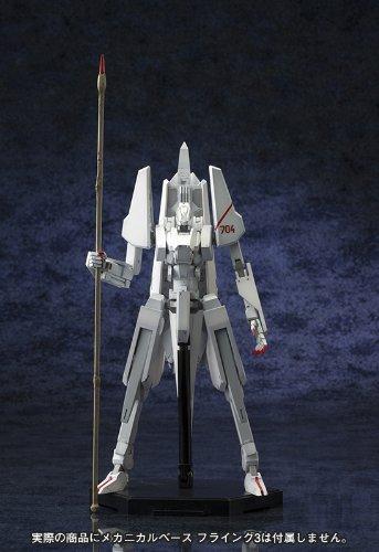 シドニアの騎士 一七式衛人 白月改 継衛 (1/100スケール プラスチックキット)