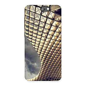 Universal Art Back Case Cover for HTC One A9