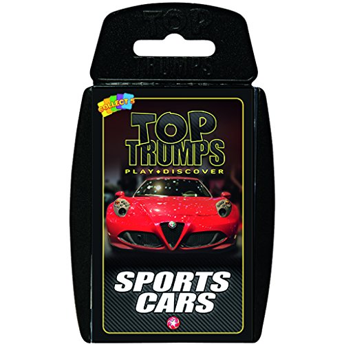 Sports Cars Card Game (Top Cars compare prices)