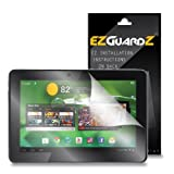 (2-Pack) EZGuardZ Tablet Screen Protector for Hannspree 10.1