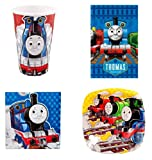 Thomas and Friends Birthday Party Pack Supplies for 16 Guests