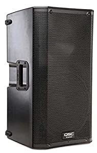 "QSC K12 2-Way Powered Speaker - 1000 Watts, 1x12"""