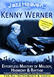 Kenny Werner Effortless Mastery of Melody Harmony & Rhythm DVD Video Jazz Improvisation How to Play Jazz Lesson
